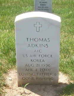 Thomas J. Adkins