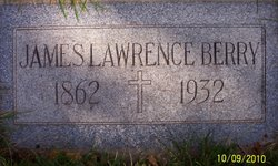 James Lawrence Berry