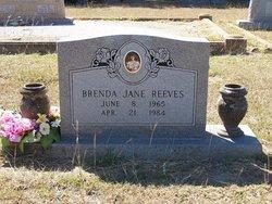 Brenda Jane Reeves