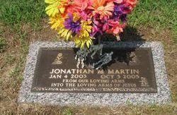 Jonathan Michael Martin