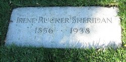Irene <i>Rucker</i> Sheridan