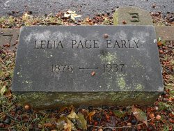 Lelia Page Early