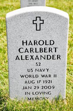 Harold C. Alexander