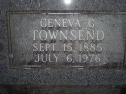 Geneva <i>Gorham</i> Townsend