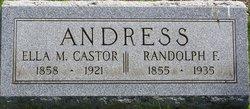 Ella M <i>Castor</i> Andress