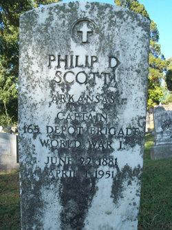 Philip D. Scott