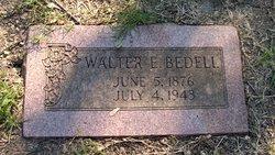 Walter Edgar Bedell