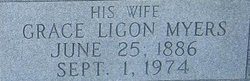 Grace <i>Ligon</i> Myers