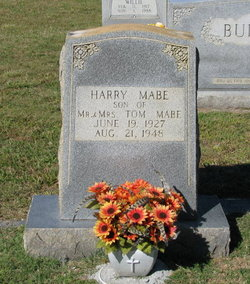 Harry Mabe