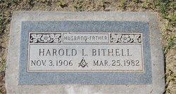 Harold Leroy Bithell