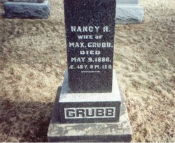 Nancy Rachael <i>Metcalf</i> Grubb