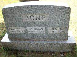 Harriet E. <i>Norris</i> Bone
