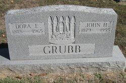 Dora E. <i>Anderson</i> Grubb