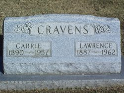 Carrie Belle <i>Underwood</i> Cravens