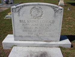 Bill Mathis Gerrald