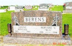 Nadine Willicene <i>Wingate</i> Berens