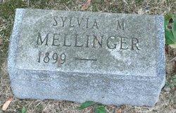 Sylvia Mae <i>Chamberlain</i> Mellinger
