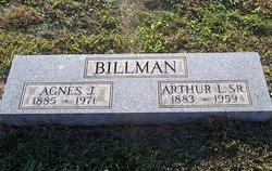 Agnes J Billman
