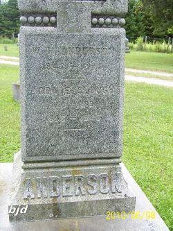 Addie <i>Clough</i> Anderson