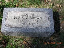Elsie <i>Kimmel</i> Brown