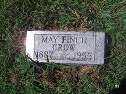May <i>Finch</i> Crow
