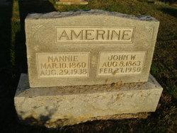 John W. Amerine