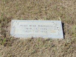Ruth <i>Webb</i> Balognese