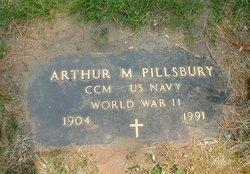 Arthur M Pillsbury