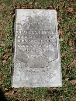 Mary L. <i>Hower</i> Hinkel
