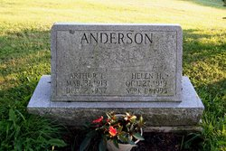 Helen Jessie <i>Hutchins</i> Anderson