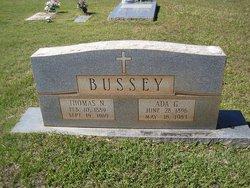 Ada G Bussey
