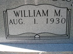 William M Billy Burnette