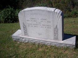 Caroll Columbus Adams