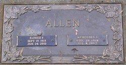 Eldred F Allen