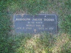 Rudolph Jacob Rudy Doerr