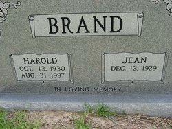 Harold Eugene Brand