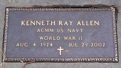 Kenneth Ray Allen