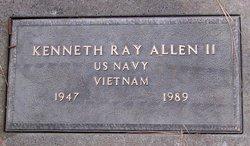 Kenneth Ray Allen, II