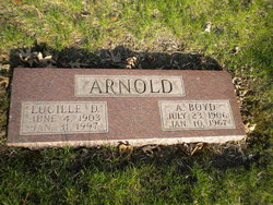 A Boyd Arnold