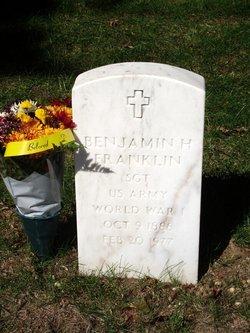 Benjamin Harrison Franklin