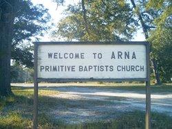 Arna Primitive Baptists Church Cemetery