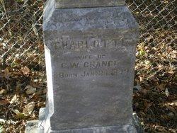 Charlotte <i>Barnhart</i> Chance