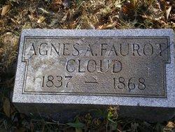 Agnes Ann <i>Faurot</i> Cloud