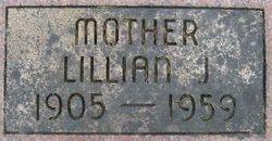 Lillian May <i>Jensen</i> Burnham