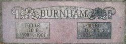 Leaman Allen Lee Burnham