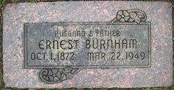 Ernest Burnham