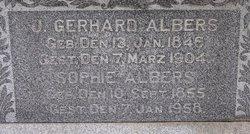 Sophie <i>Meyer</i> Albers