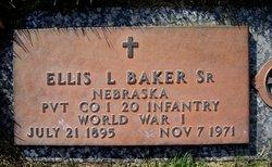 Ellis Lee Baker, Sr