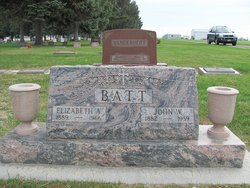 Elizabeth Ann <i>Karn</i> Batt
