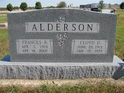 Frances R. <i>Meyers</i> Alderson